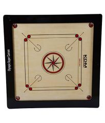Sports, Fitness (Misc) - KDM Sports Olympic Super Carrom Board