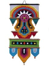 Handloom Cotton wall Hanging for home Decor 31