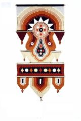 Handloom Cotton wall Hanging for home Decor 32