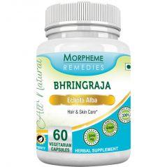 Morpheme Bhringraja (Eclipta Alba) 500mg Extract 60 Veg Caps