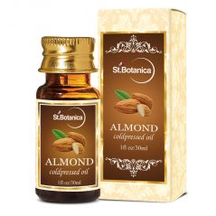 Skin Care - St.Botanica Almond Pure Coldpressed Carrier Oil, 30ml