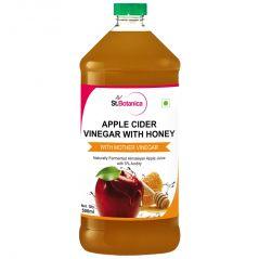StBotanica Apple Cider Vinegar With Honey - 500ml - With Mother Vinegar