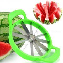 New Watermelon Cutter Kitchen Cutting Tools Watermelon Slicer Fruit Cutter Watermelon