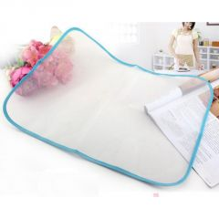 Ironing boards - 2 x New Arrival Cloth Cover Protect Novetly Heat Resistant Ironing Pad Garment Ironing Board BIDI
