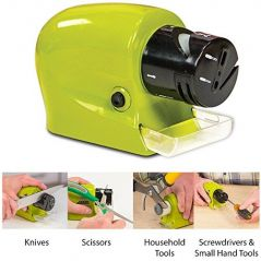 Gift Or Buy Swifty Sharp Cordless, Motorized Knife Blade Sharpener