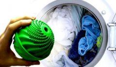 Bathroom Essentials - Washing Clothes Antibacterial Laundry Ball