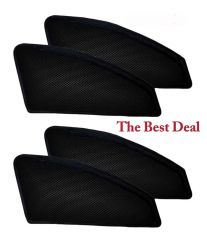 Curtain and sunshades for cars - The Best Deal In Magnetic Car Sun Shades/ Curtain for Hyundai i-20 -Set of 4