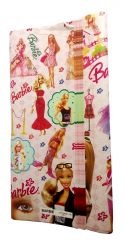 Gifting accessories - #10 Pcs BARBIE Gift Wrap Paper Sheets (50x70 Cms) for Birthday Packing -RG403