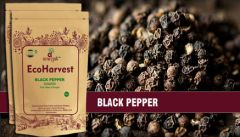 Ecoharvest Black Pepper ( 2x100g)