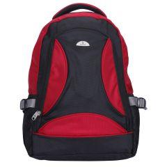 """Kara Black and Red Color 15"""" Laptop Backpack"""