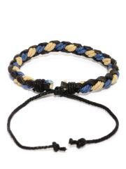 Tipsyfly Party Wear Santa Fe Braided  Bracelet For Men (1 Bracelet)