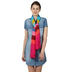B Kind Women's  Blue Denim Solid Dress 1195