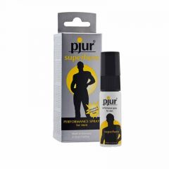 Pjur Personal Care & Beauty - Pjur Superhero Premium Performance Booster & Enhancer Spray 20ml