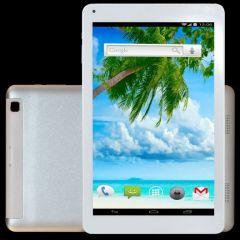 Ambrane - Ambrane 3G Calling Tablet AQ-11 Dual Sim (1GB, 8GB & 10.1') - White