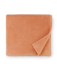 Sferra Towel - 100% Combed Turkish Cotton  Fingertip Towel (12x20) 12x20, Melon
