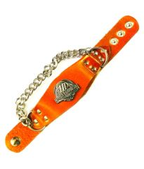 JHARJHAR MENS LEATHER BRACELET
