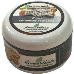 Aromablendz Walnut Body Scrub Polishing Scrub 500gm