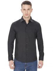 Kobalt Charcoal Black Casual & Party Wear Shirts for Men-BBK102CH26