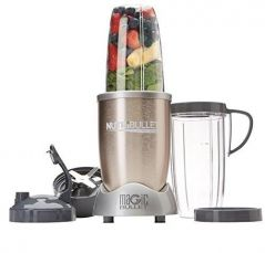 ININDIA Original NutriBullet Pro 900 Series Blender/Mixer System 900 Watt- Complete Metal Body