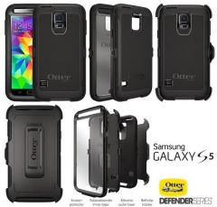 TUZECH Otterbox Defender Rugged Case For Samsung S5