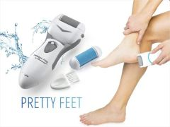 ININDIA  Foot Filler With Personal Pedi Massager
