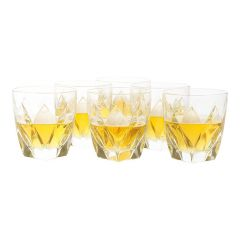 RCR Ninphea Whisky Glass by Merahomestore