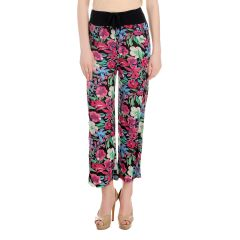 Ziva Fahion Straight Printed palazzo pants (Product Code - NF40-MU)