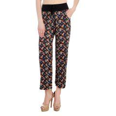 Ziva Fahion Straight Printed palazzo pants (Product Code - NF42-MU)