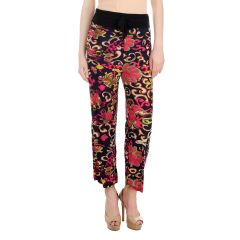 Ziva Fahion Straight Printed palazzo pants (Product Code - NF45-MU)