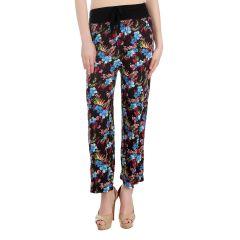 Ziva Fahion Straight Printed palazzo pants (Product Code - NF47-MU)