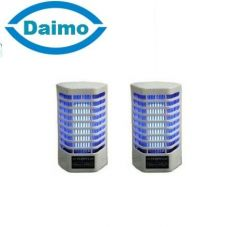 Daimo-set 2 Of Insect Killer Cum Night Lamps