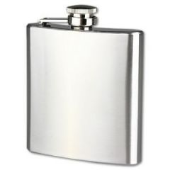 Stylish Stainless Steel High Quality 8 Oz Hip Flask- Ha002