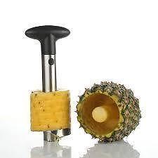 Pineapple Corer -peeling And Slicing