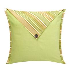 Jodhaa Cotton Lemon Cushion Cover (Code - 21CCVA037)
