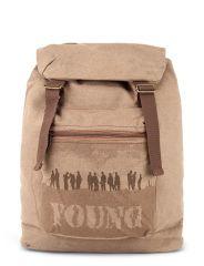 Baggabond Cotton Canvas Messenger Bag BGCM0002