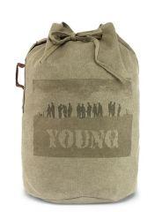 Baggabond Cotton Canvas Messenger Bags BGCM0004