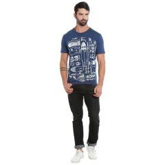 London Bee Short Sleeve T shirt  (Product Code - MSTLB0019)
