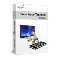 Xilisoft iPad Apps Transfer for Mac