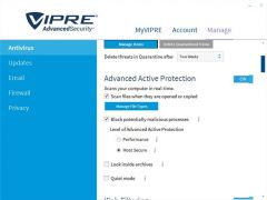 Vipre Antivirus Advanced Security 2 PC Lifetime License