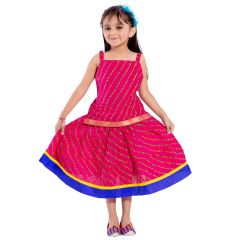 Decot Paradise Girls Top and Skirt Set  (KID203)