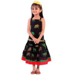 Decot Paradise Girls Top and Skirt Set (KID215)