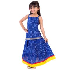 Decot Paradise Girls Top and Skirt Set  (KID217)