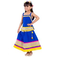 Decot Paradise Girls Top and Skirt Set  (KID222)