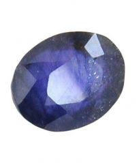 Jaipur Gemstone 7.25 Carat Blue Neelam Stone (suggested)