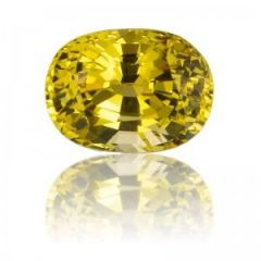 8.25 Ratti Natural Lab Certified And Yellow Sapphire Stone