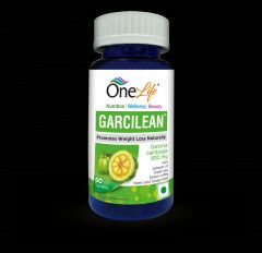 OneLife GARCILEAN (Garcinia Cambogia 800 mg Promotes Weight Loss Naturally) 60 tablets - (Code - GARCILEAN_60)