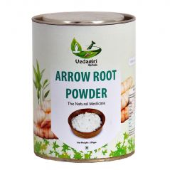 Vedagiri Herbals Natural Arrowroot Powder