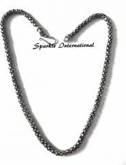 Sparkle Oxidized Plated Imitation Chain for Girls (code - CH05102017-001)