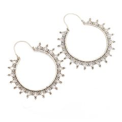Sparkle Oxidized plated Earrings (Code - ER-003-10-17)
