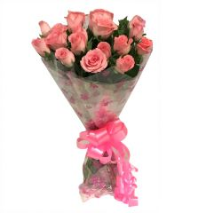 Flaberry Pink Roses